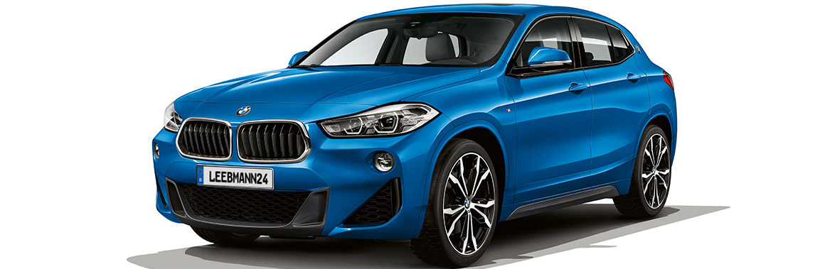 BMW X2 Zubehör