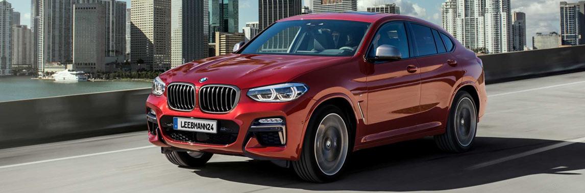 BMW X4 Kompletträder