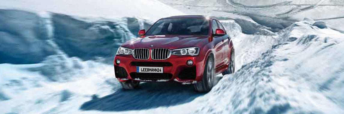 BMW X4 Winterkompletträder