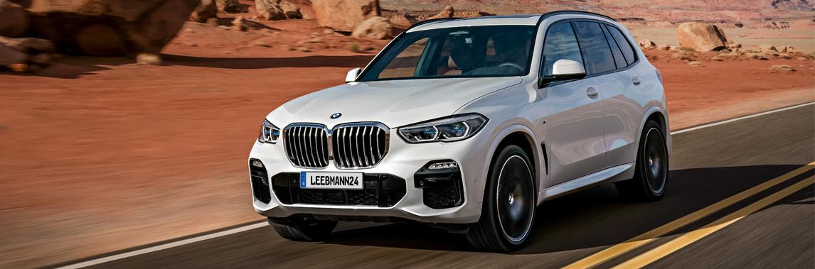 BMW X5 Kompletträder