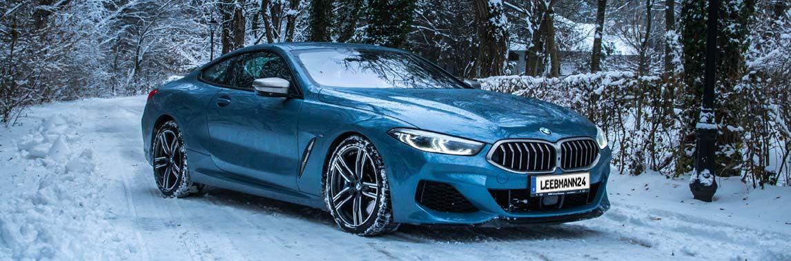 BMW & MINI Winterkompletträder