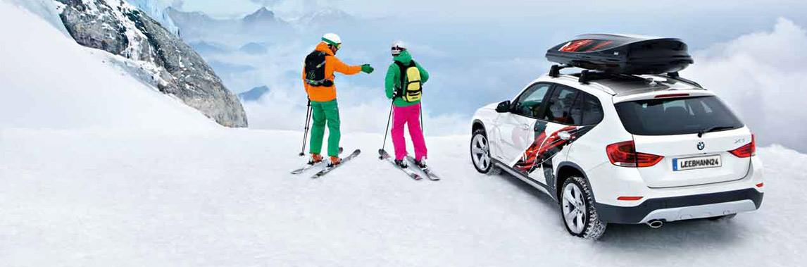 BMW Winterzubehör