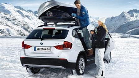 BMW & MINI Winterzubehör