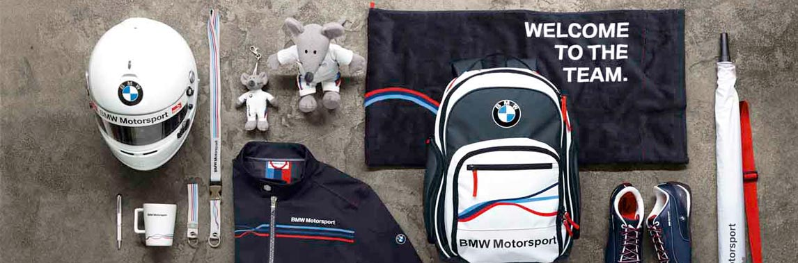 BMW Motorsport Collection 2015 - 2017
