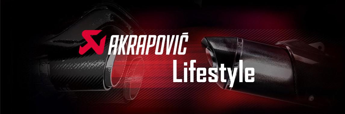 Akrapovic Lifestyle