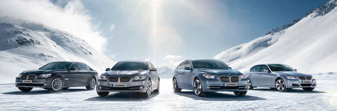BMW Winterkompletträder