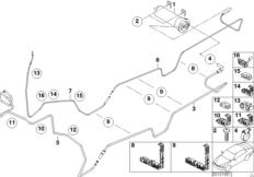 Kraftstoffleitungen / Kraftstofffilter