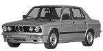 BMW 5er E28 Limousine
