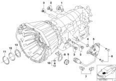 A5S440Z Anbauteile / Dichtungen