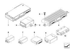 Karosseriesteuergeräte und Module