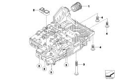 GA6HP19Z Mechatronik Anbauteile