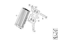 Verstärker / Halter Individual Audiosystem