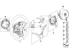 Sportlenkrad Airb.-Smart Multifunktion