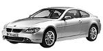 BMW 6er E63 Coupé