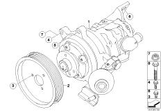 Lenkhilfepumpe / DynamicDrive / Aktivlenkung