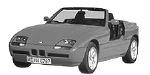 BMW Z1 Roadster Roadster