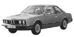 BMW 6er E24 Coupé
