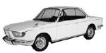 BMW 1500-2000CS