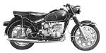 BMW R 50         -69