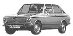 BMW 1502-2002tii