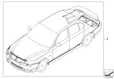 Nachrüstung M Aerodynamikpaket