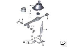 Schaltung mechanisches Getriebe / Diesel
