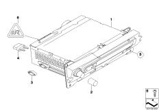 M-Audiosystemkontroller
