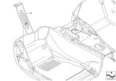 Nachrüstung M-Fussstütze