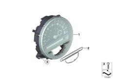 Tachometer Instrumententafel