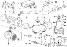 Luftmassenmesser / ASC