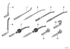 Rundstecksystem D 2,5 mm