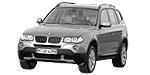 BMW X3 E83 LCI SAV