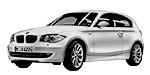 BMW 1er E81 3-Türer