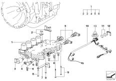 A5S360R / 390R Schaltgerät mit Anbauteilen