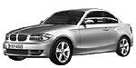 BMW 1er E82 Coupé