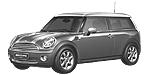 Mini Clubman R55 Clubman