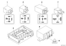 Sensoren und Relais
