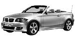 BMW 1er E88 Cabrio