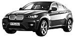 BMW X6 E71 SAC