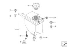 Kühlmittelausgleichbehälter