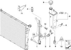 Ausgleichsbehälter Automatikgetriebe