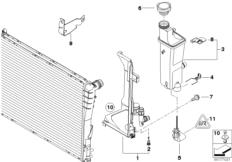 Ausgleichsbehälter Schaltgetriebe