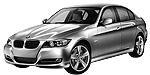 BMW 3er E90 LCI Limousine