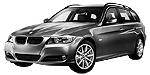 BMW 3er E91 LCI Touring