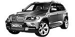 BMW X5 E70 LCI SAV