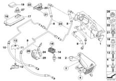 Ventilblock und Anbauteile / Dynamic Drive