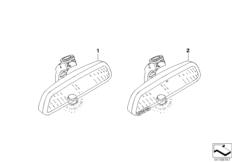 Nachrüstung Kompass / Fernbedienung
