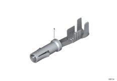Rundstecksystem D 1,5 mm