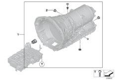 GA8HP45Z Kleinteile