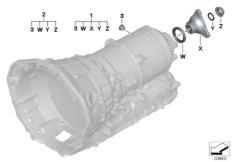 GA8HP51Z Abtrieb